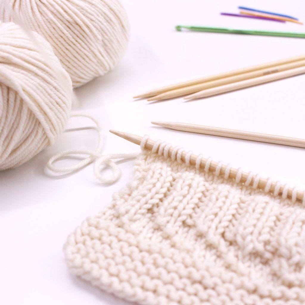 kit grand débutant tricot TRICOOL