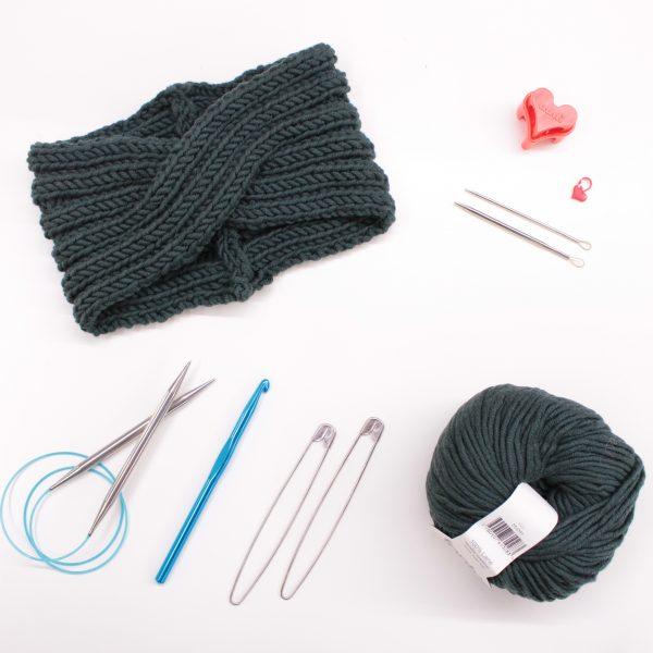 kit headband février