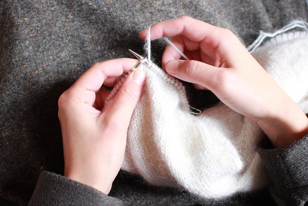 je tricote avec tricool